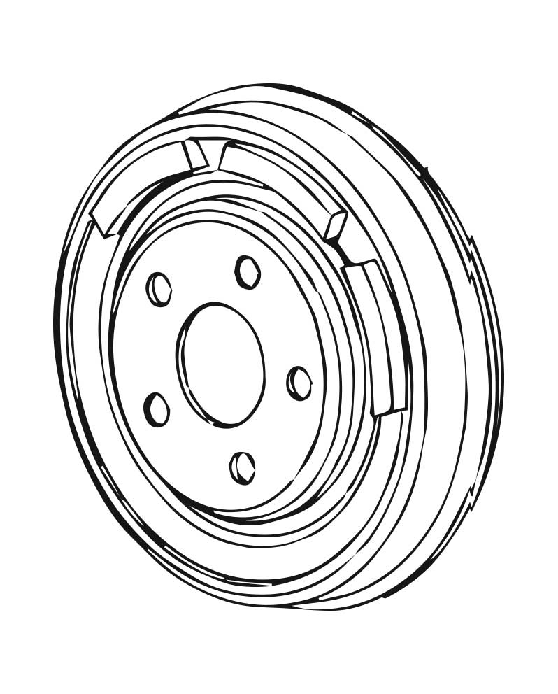Brake Drums for 2006 Subaru Forester