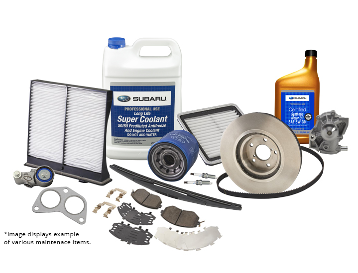 3k Maintenance Kit - 2009 Outback 6 Cyl